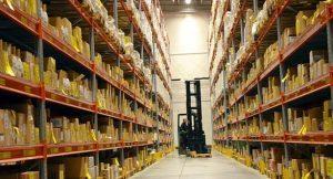 Pour le stockage des colis, notre entrepôt est une solution logistique efficace