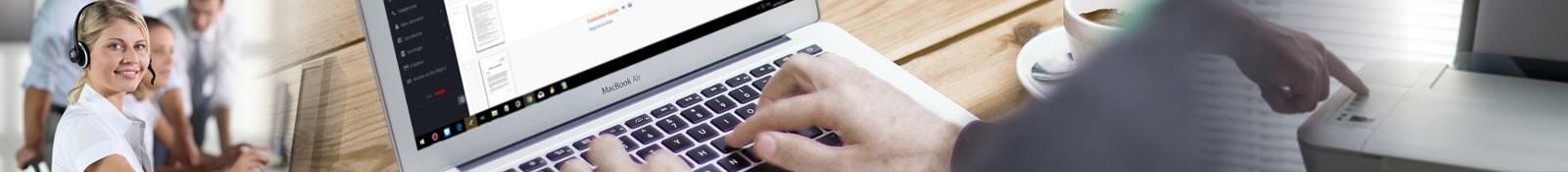 French Office propose un support client que deviendra votre assistant administratif avec numérisation du courrier
