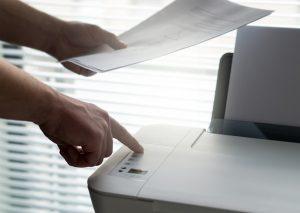 La numérisation du courrier est effectuée chaque jour par nos équipes