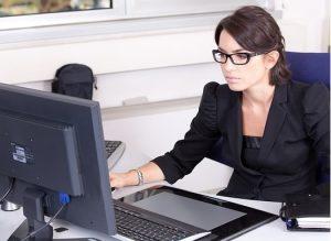 Une équipe de professionnels formés s'occupe de votre secrétariat à distance