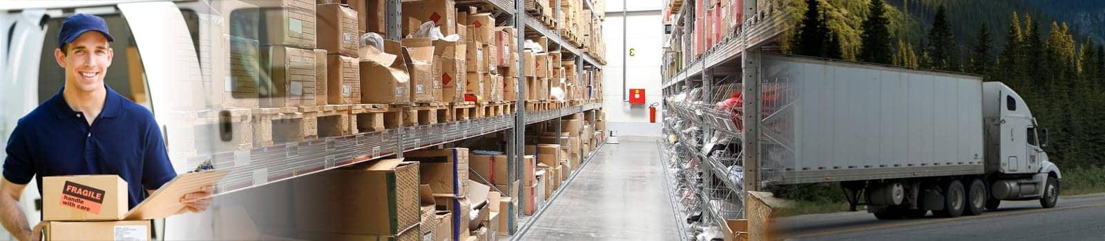 Une solution logistique adaptée dans un centre d'affaire en France
