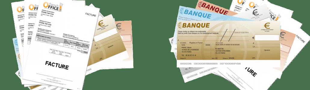French Office est un assistant administratif de qualité pour la gestion des chèques